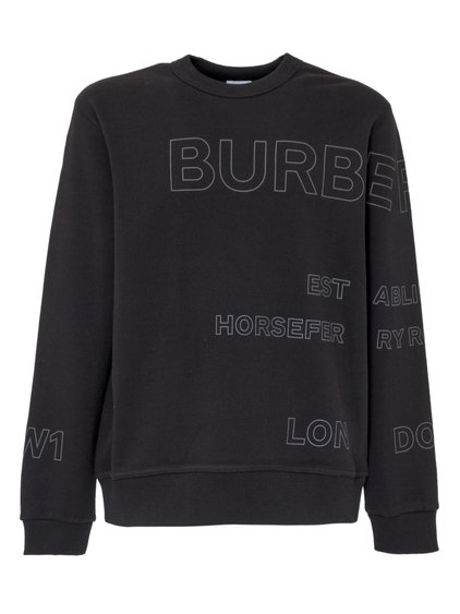 Sweatshirt with Logo image