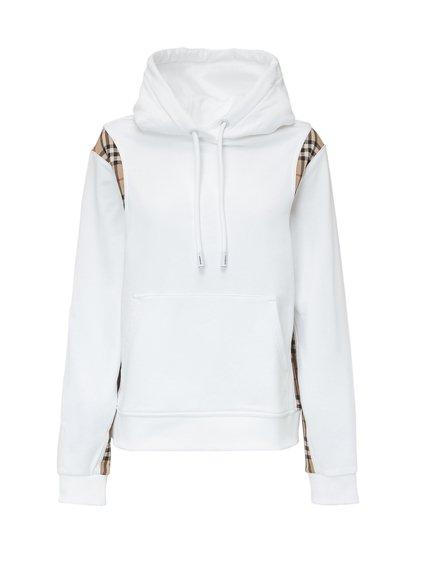Sweatshirt with Insert image