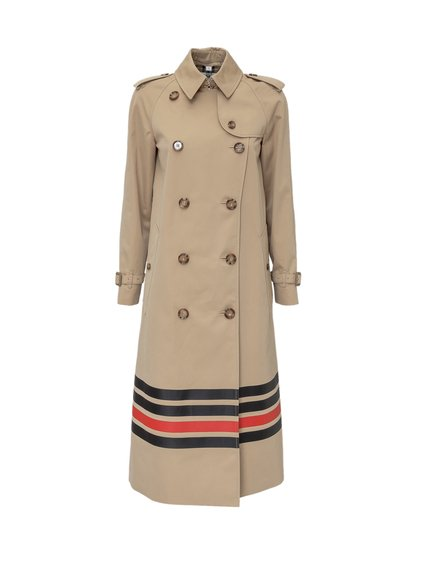 Trench Coat with Belt image