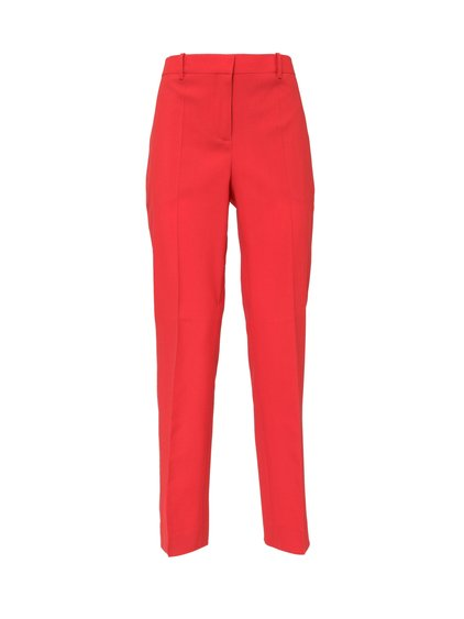 Slim-Fit Trousers image