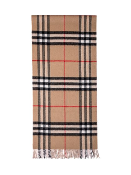Reversible Scarf with Check image