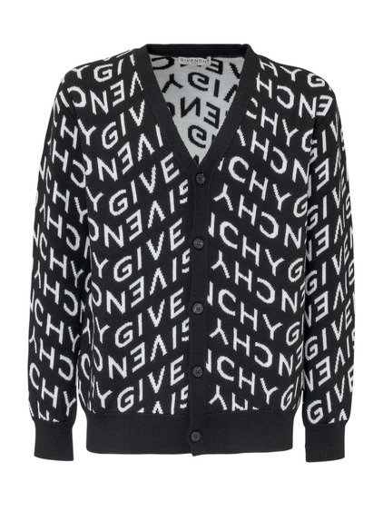 Cardigan With Print image