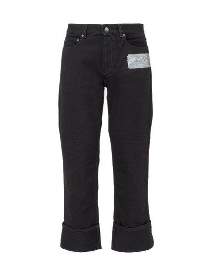 Jeans Con Logo image