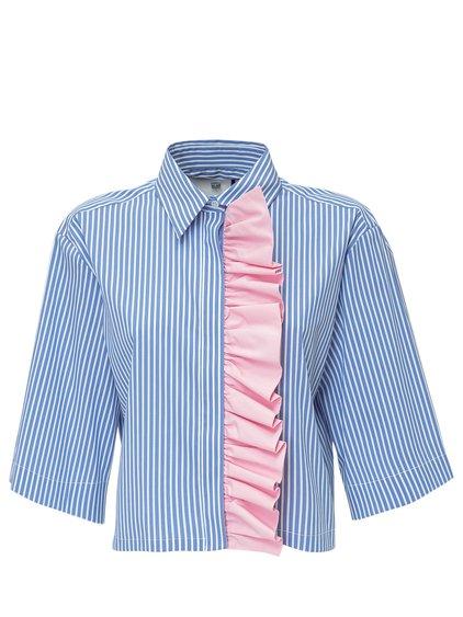Shirt with Ruffles image