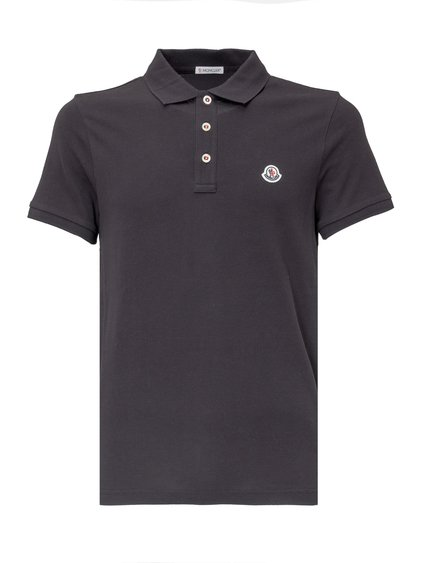 Polo Shirt with Patch image