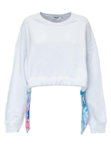 Sweatshirt with Drawstring image