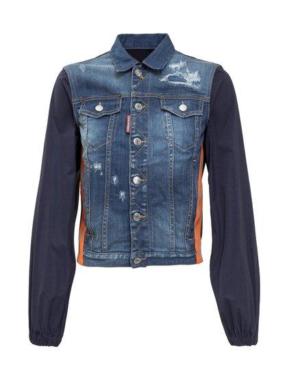 Jacket with Inserts image
