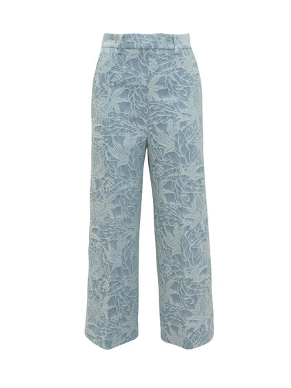 Trousers with Embroideries image