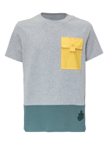 1 Moncler JW Anderson T-Shirt With Pocket image