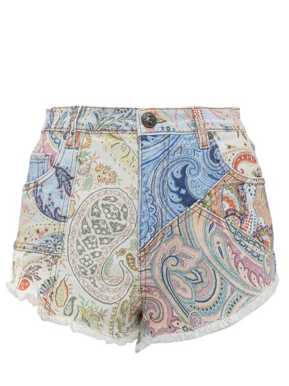 Shorts With Pattern image