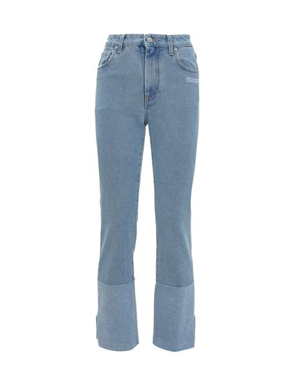 Jeans with Slits image