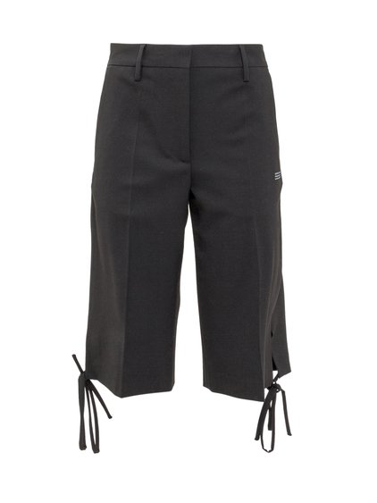 Bermuda Shorts with Strings image