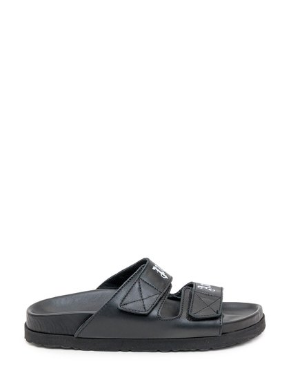 Sandals with Logo image