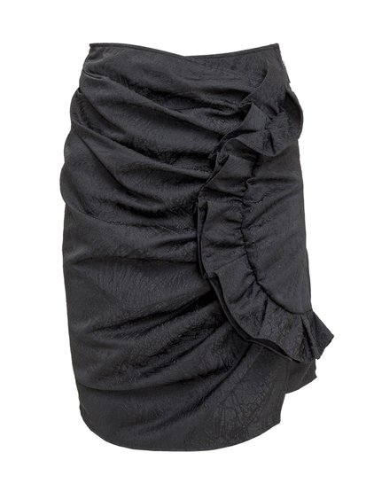 Skirt with Rouches image