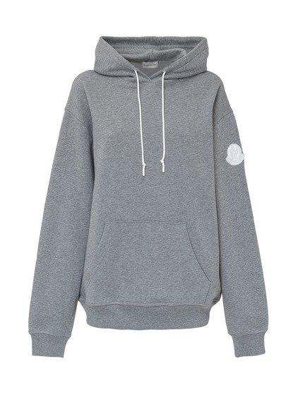 Sweatshirt with hood. image