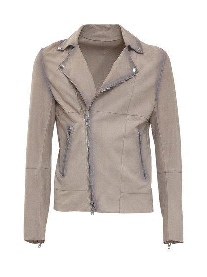 Suede Jacket image