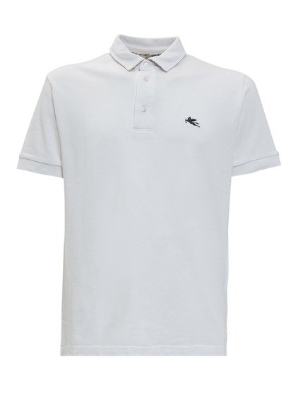 Polo T-####Polo shirt with logo image
