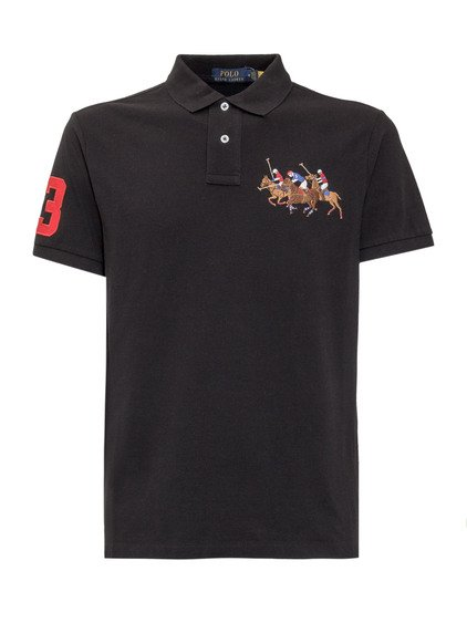 Polo with Embroidery image