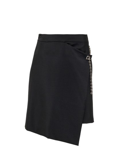 Skirt with Chain image