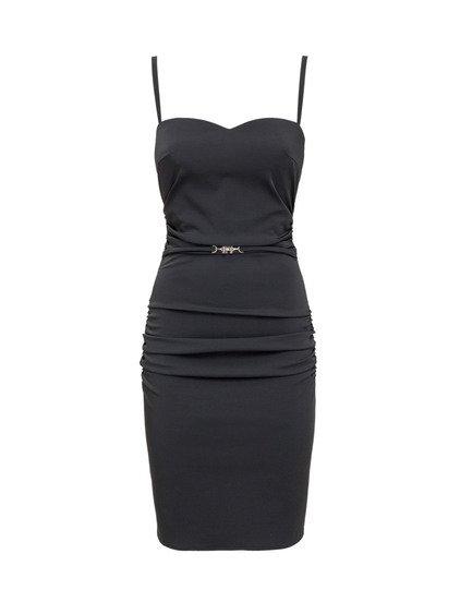 Sheath Dress with Belt image