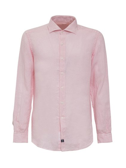 Shirt with French Collar image