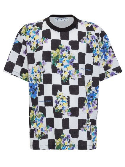 T-Shirt with All Over Print image