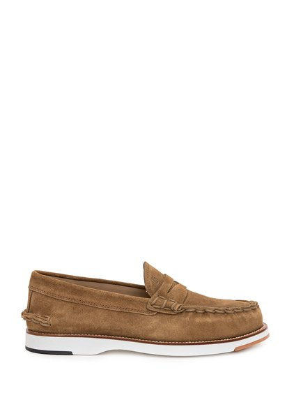Suede Loafers image