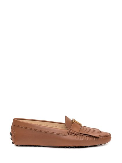 Loafers with Fringes image