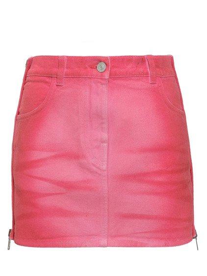 Miniskirt in Denim image