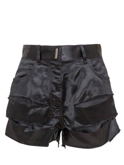 Distressed Shorts image