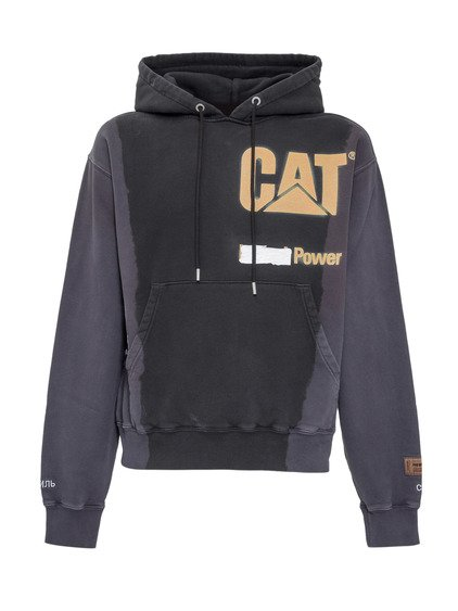 Heron Preston x Caterpillar Sweatshirt with Print image
