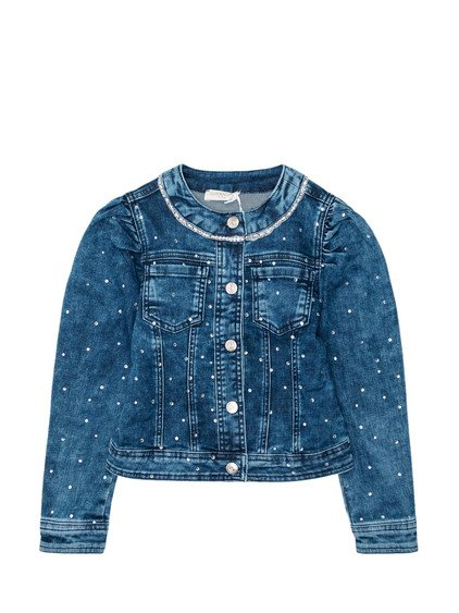 Jacket with Strass image