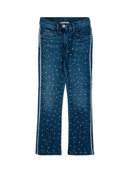 Jeans with Strass image
