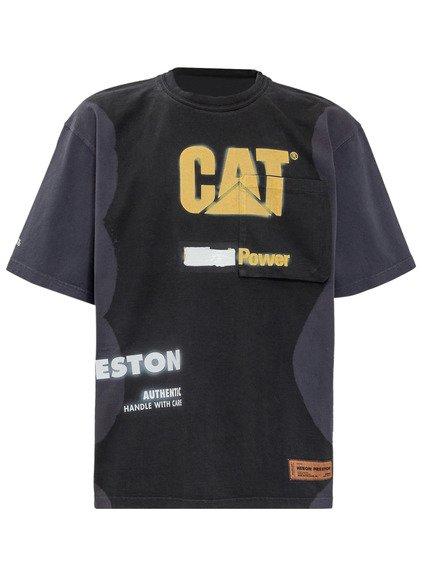 Heron Preston x Caterpillar T-shirt with Pocket image
