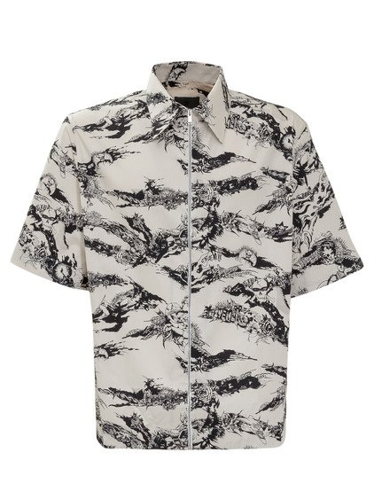 Shirt with All-over Print image
