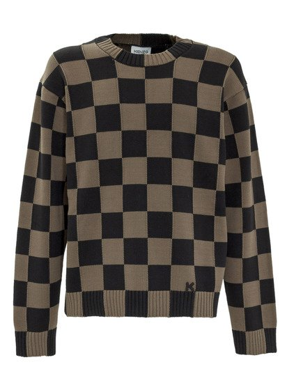 Knitwear with All-over Print image