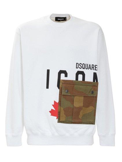 Sweatshirt with Pocket image