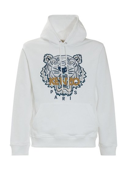 Sweatshirt with Tiger image