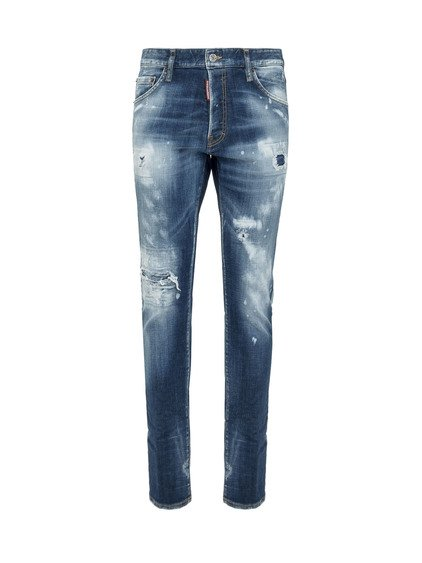 Worn Effect Jeans image