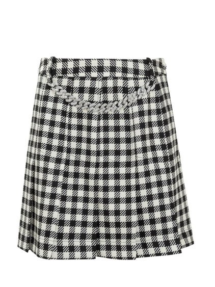 Skirt with All-over Print image