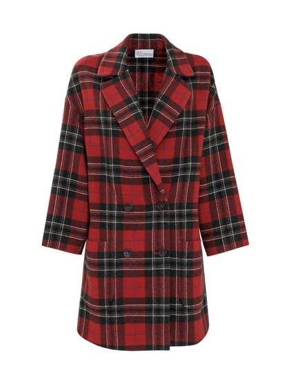 Coat with All-over Print image