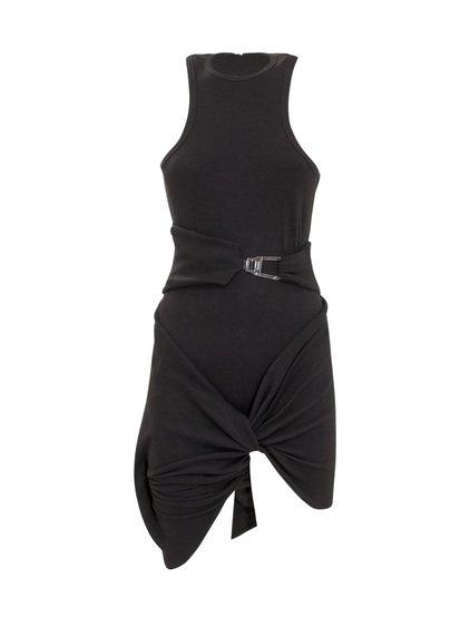 Mini Dress with Belt image
