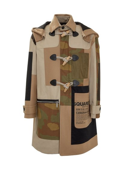 Coat with Hood image