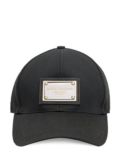 Baseball Cap with Patch Logo image