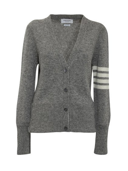 Cardigan with Stripes image