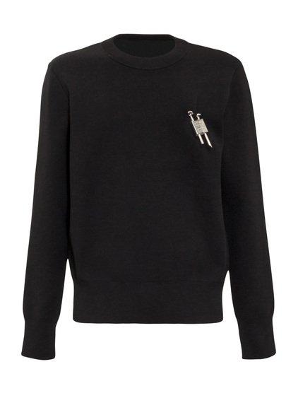 Sweater with 4G Padlock image