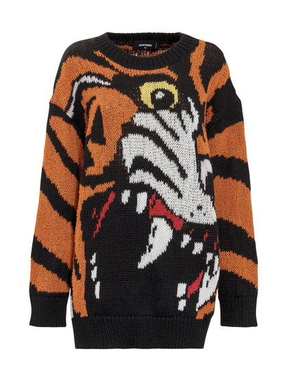 Big Tiger Sweater image