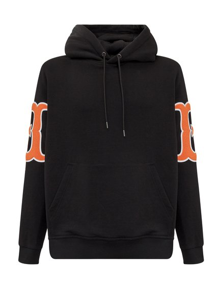 Sweatshirt with Letters on the Sleeves image