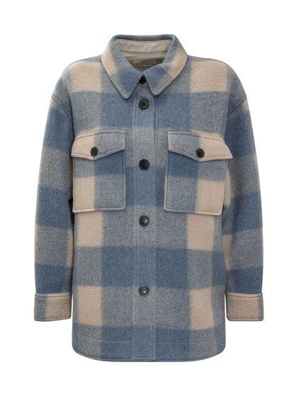 Plaid Coat image