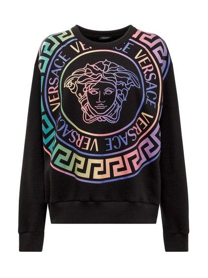 Sweatshirt with Colored Logo image